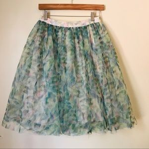 Disney Cinderella LC Lauren Conrad Tulle Skirt